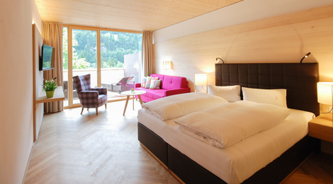 Gesundhotel Bad Reuthe - Junior Suite Freigeist