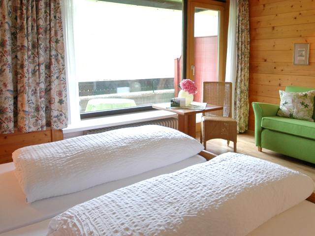 Doppelzimmer Im Nebenhaus Gesundhotel Bad Reuthe
