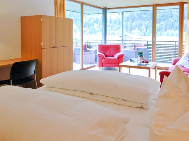 Doppelzimmer Suite Panorama Gesundhotel Bad Reuthe